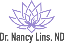 Dr. Nancy Lins, ND Logo